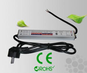 Leddriver/Nätdel 230VAC/12VDC 30W IP67