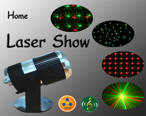 Home Lasershow