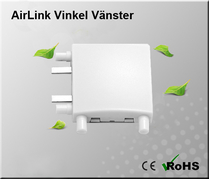 AirLink Vinkelkoppling Vänster