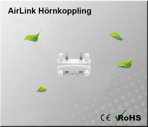 AirLink Hörnkoppling