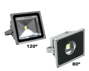 Led COB Floodlampa 30W