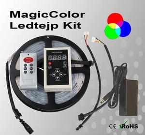 MagicColor Ledtejp Kit 7,2W/m el. 14,4W/m