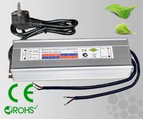 Leddriver/Nätdel 230VAC/12VDC 200W IP67