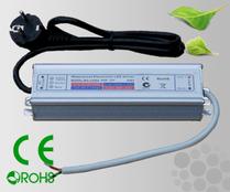 Leddriver/Nätdel 230VAC/12VDC 60W IP67