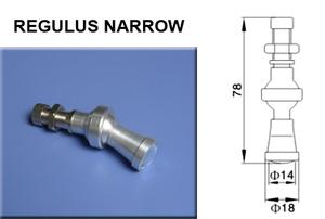 Fiberoptisk Armatur Regulus Narrow