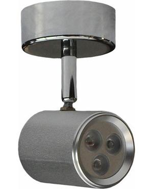 LED Spotlightarmatur 3x3W