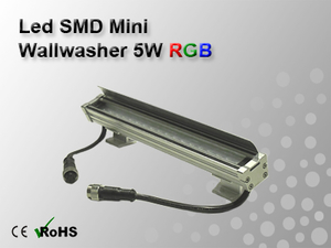Led SMD Mini Wallwasher 5w RGB