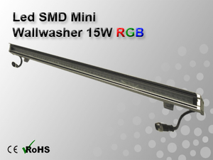 Led SMD Mini Wallwasher 15W RGB
