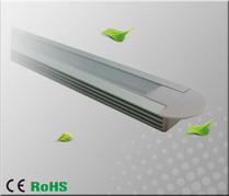 Aluminiumprofil för ledtejp infälld Hög