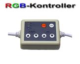 LED/RGB-kontroller 12VDC Manuell