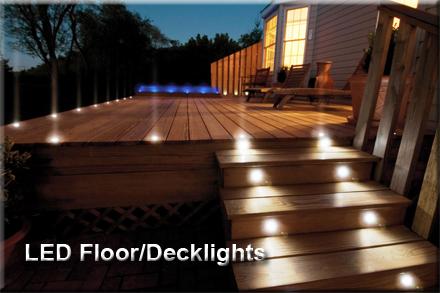Fantastisk LedVision AB - LED Deck/Floor & Trädg.lampor KM-06